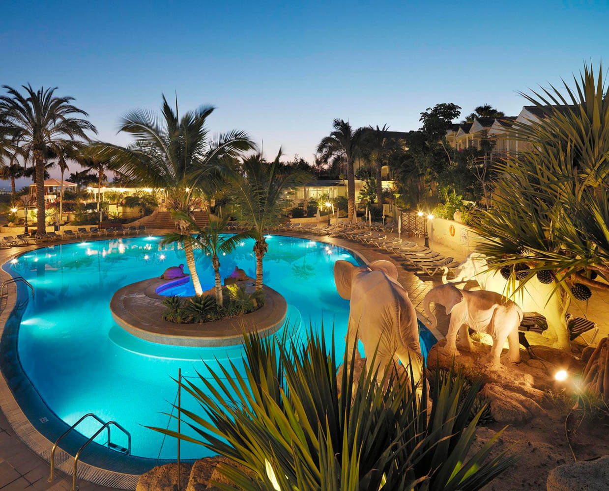 utak, Tenerife, Playa de las Americas, Gran Oasis Resort, 0