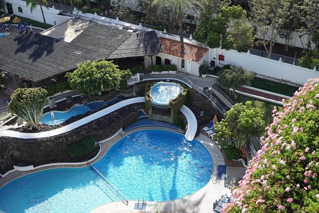 kanári nyaralás, Tenerife, Playa de las Americas, Spring Hotel Bitacora, 0