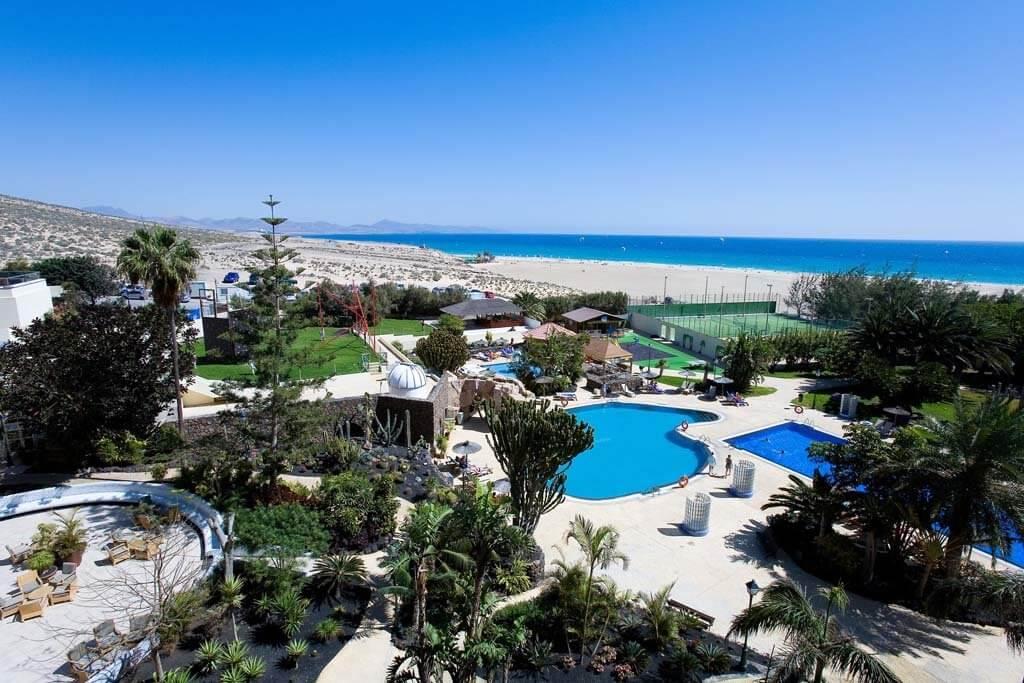 üdülés, Fuerteventura, Playa Barca, Melia Gorriones, 24
