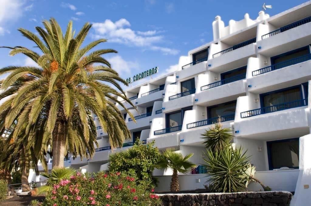 LABRANDA LOS COCOTEROS — Lanzarote