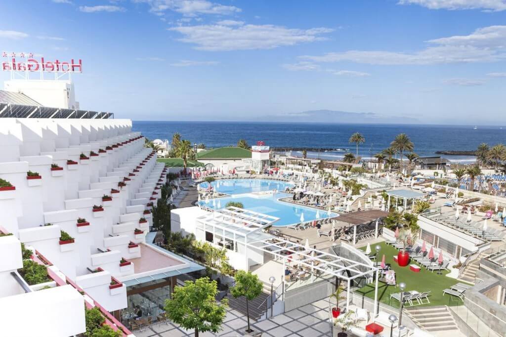 ALEXANDRE HOTEL GALA — Tenerife