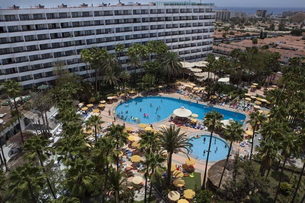 EUGENIA VICTORIA — Gran Canaria