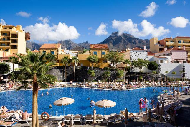 utak, Tenerife, Costa Adeje, Isabel Family Hotel, 0