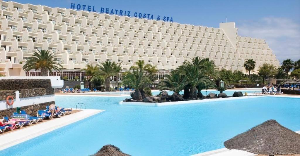 BEATRIZ COSTA AND SPA**** szálloda adatlap, utazási