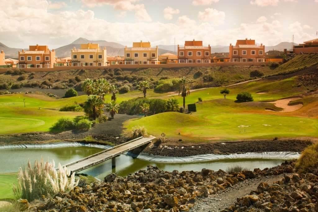 MIRADOR DE LOBOS GOLF RESORT — Fuerteventura