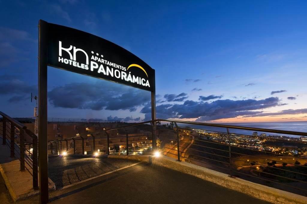 nyaralás all inclusive, Tenerife, Costa Adeje, Kn Panoramica Heights, 2
