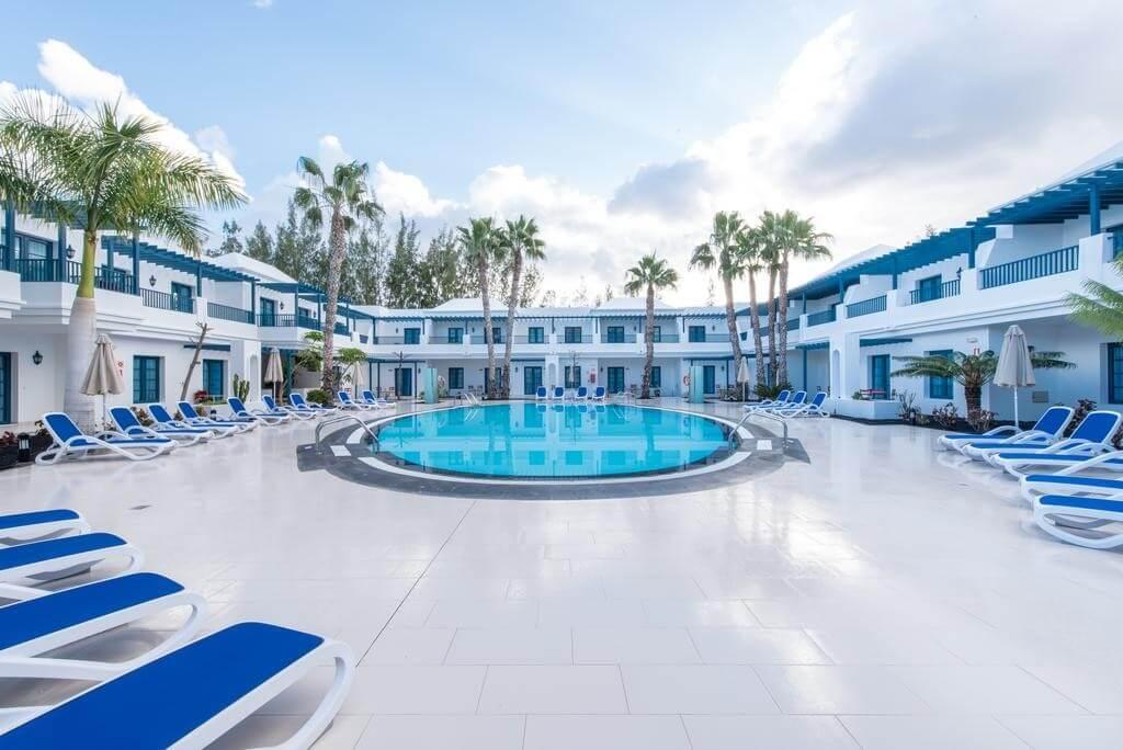 üdülés Kanári-szigetek, Lanzarote, Playa Blanca, Thb Tropical Island Resort, 36