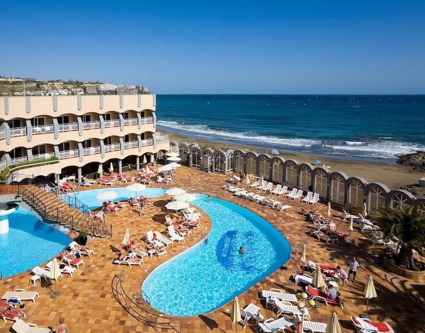 utak, Gran Canaria, San Agustin, Luis Hotel San Agustin Beach Club, 2
