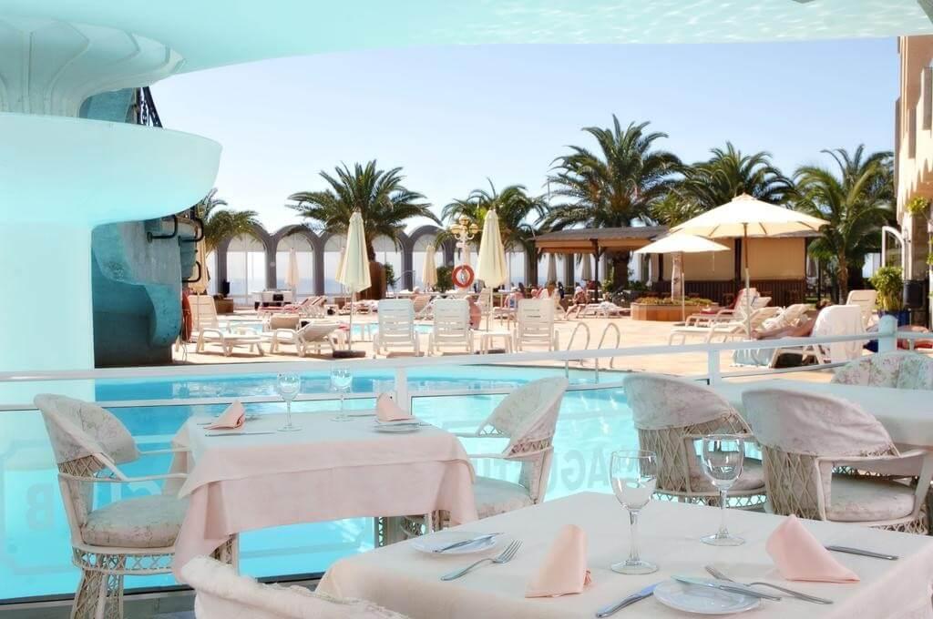 LUIS HOTEL SAN AGUSTIN BEACH CLUB — Gran Canaria