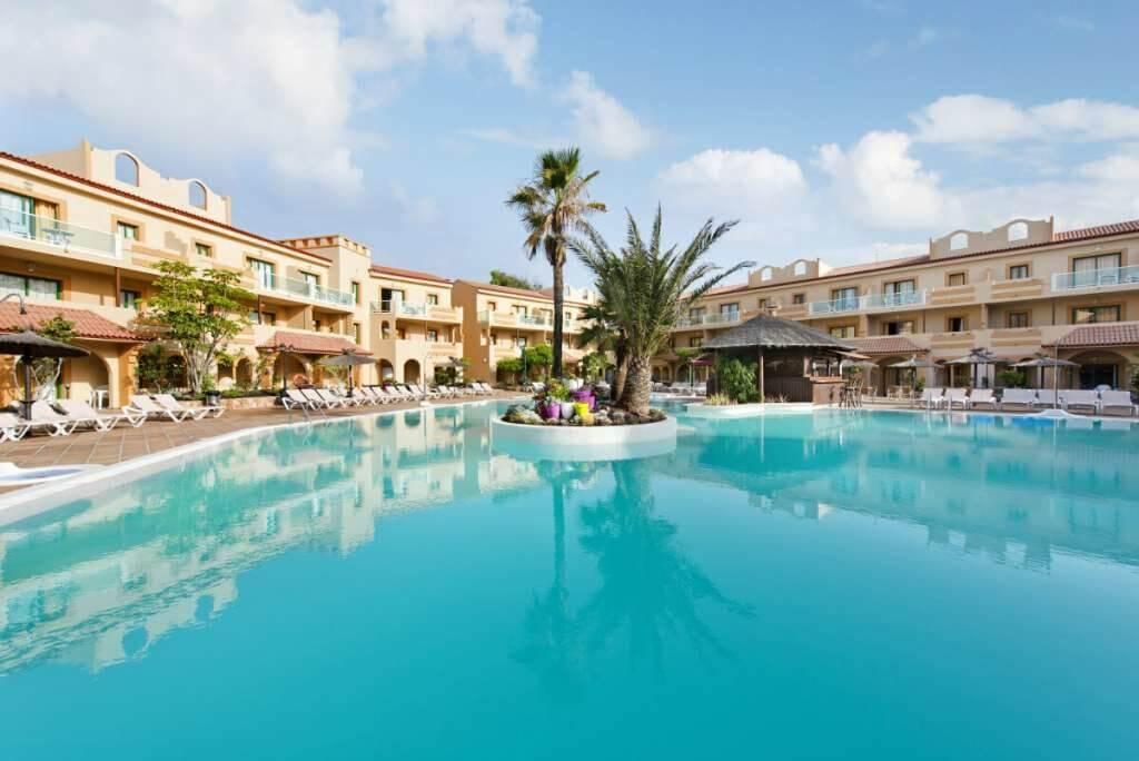 ELBA LUCIA SPORT AND SUITE HOTEL — Fuerteventura