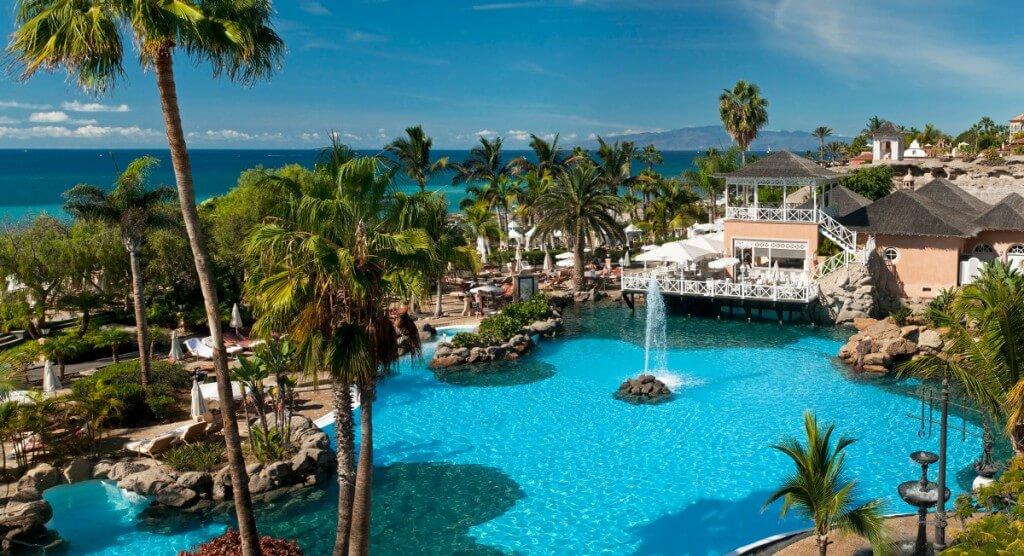 üdülés Kanári-szigetek, Tenerife, Costa Adeje, Gran Hotel Bahia Del Duque, 39