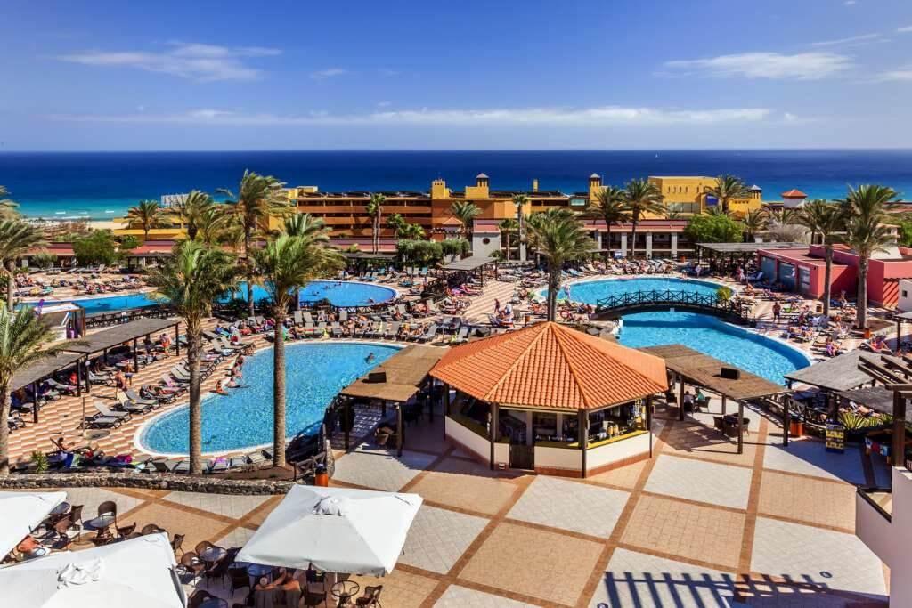OCCIDENTAL JANDIA MAR — Fuerteventura