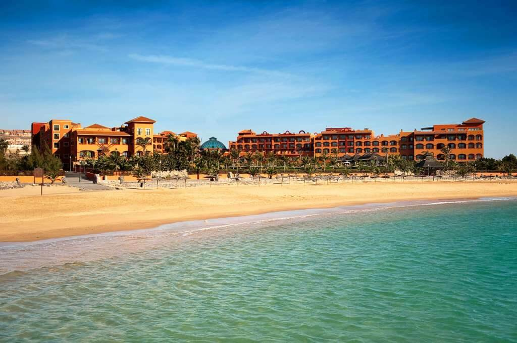 SHERATON FUERTEVENTURA BEACH, GOLF AND SPA RESORT — Fuerteventura