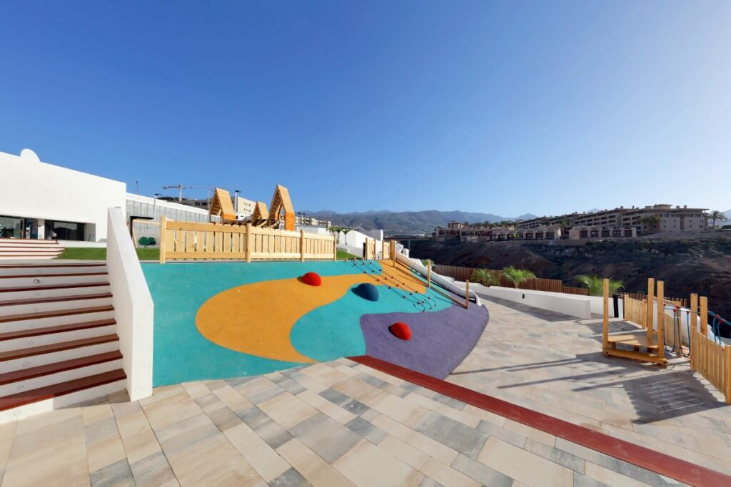 utak, Tenerife, Playa Paraiso, Hard Rock Hotel Tenerife, 9