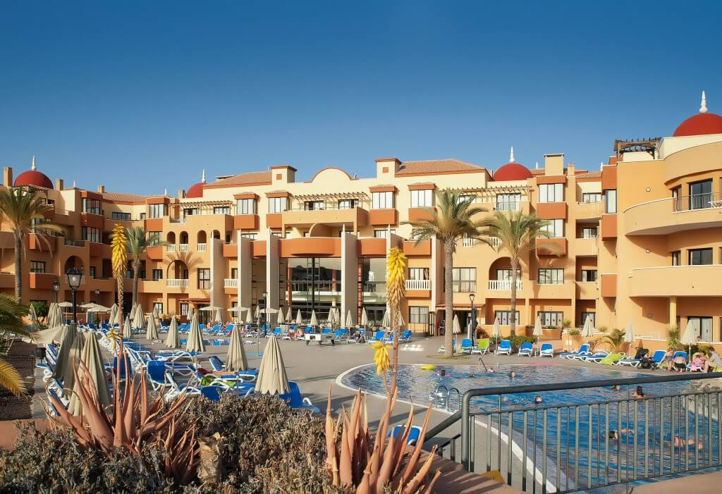 GRAND MUTHU GOLF PLAZA — Tenerife