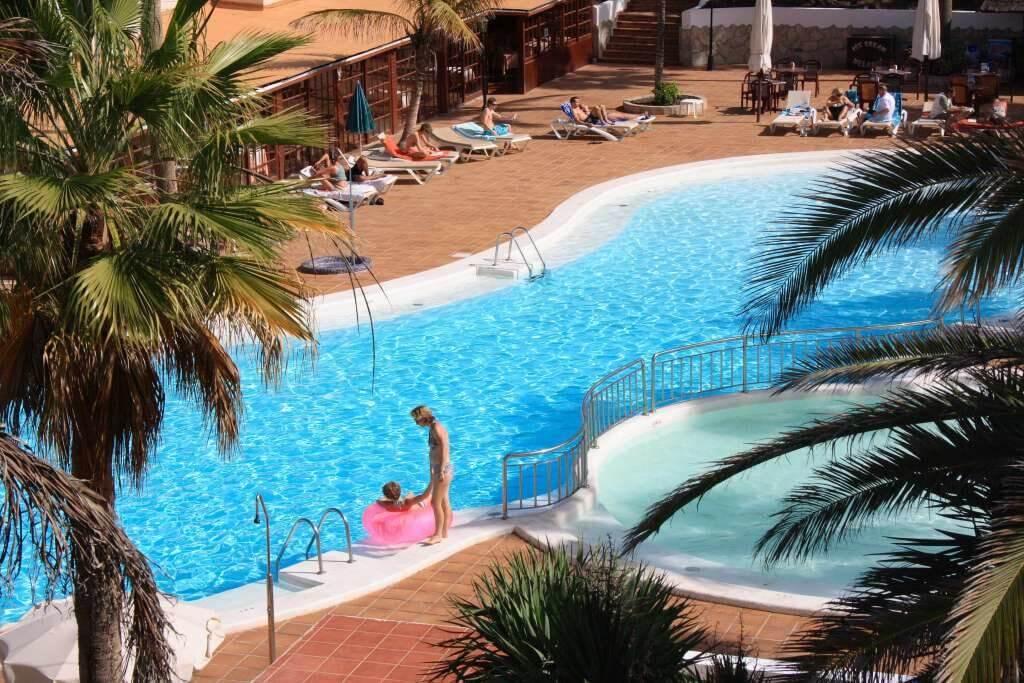 üdülés Kanári-szigetek, Fuerteventura, Corralejo, Fuentepark, 0