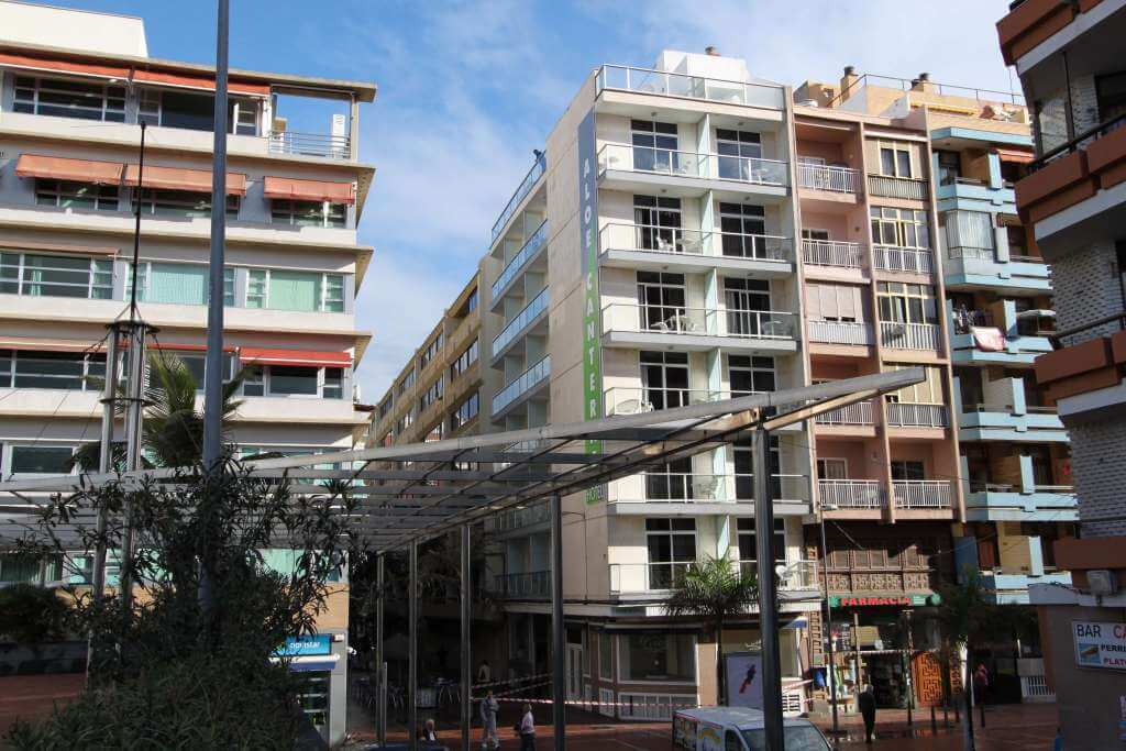 RK HOTEL ALOE CANTERAS — Gran Canaria