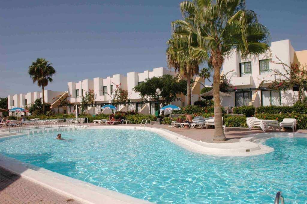 CAPRI BUNGALOWS — Gran Canaria