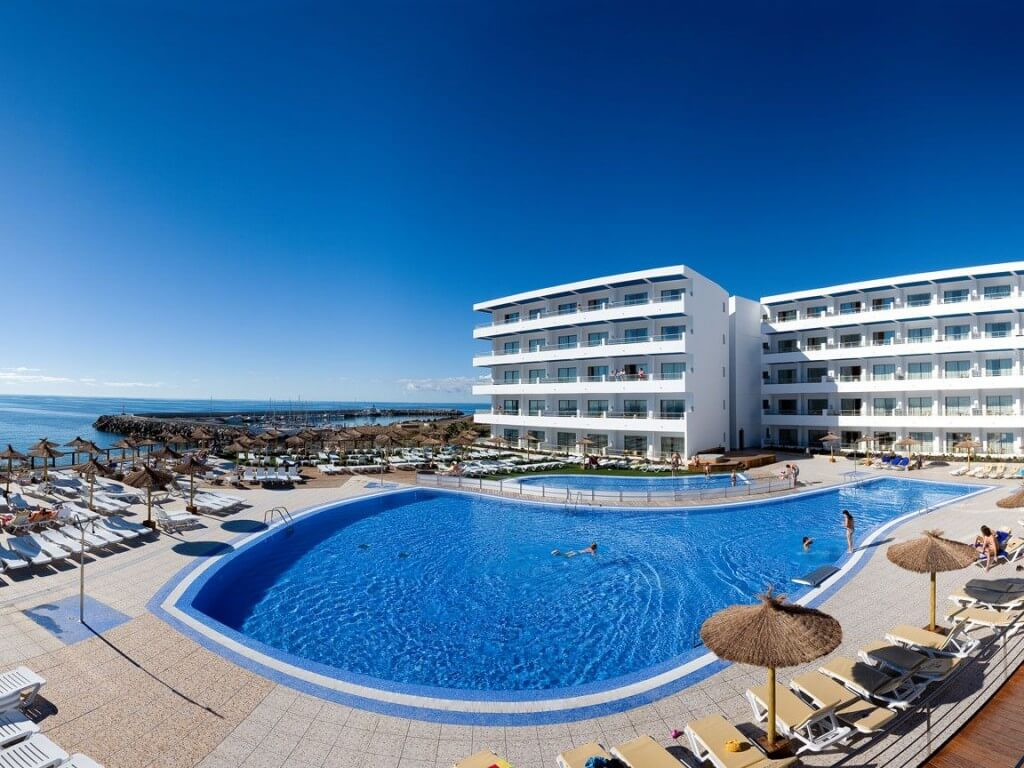 GEMA AGUAMARINA GOLF APARTMENTS — Tenerife