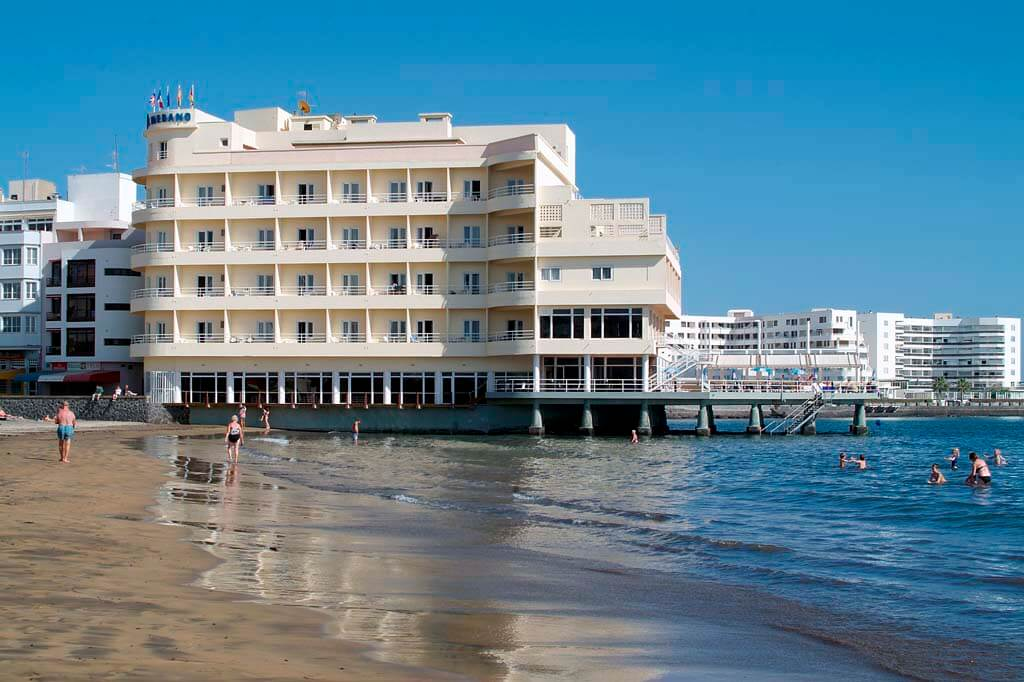 HOTEL MEDANO — Tenerife