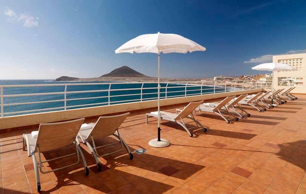 üdülés Kanári-szigetek, Tenerife, El Medano, Hotel Medano, 0