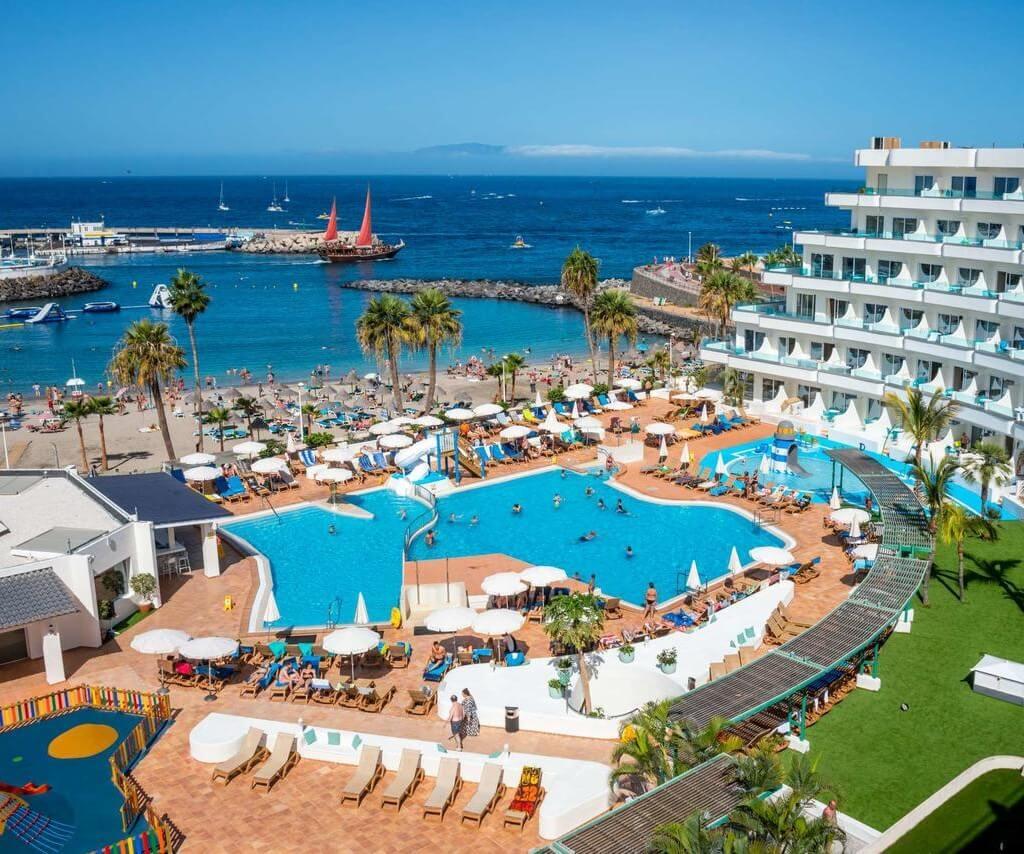 HOVIMA LA PINTA BEACHFRONT FAMILY HOTEL — Tenerife