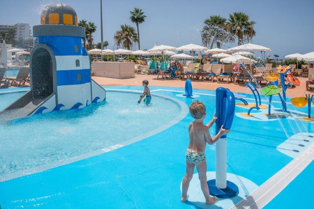 utazás repülővel, Tenerife, Costa Adeje, Hovima La Pinta Beachfront Family Hotel, 39
