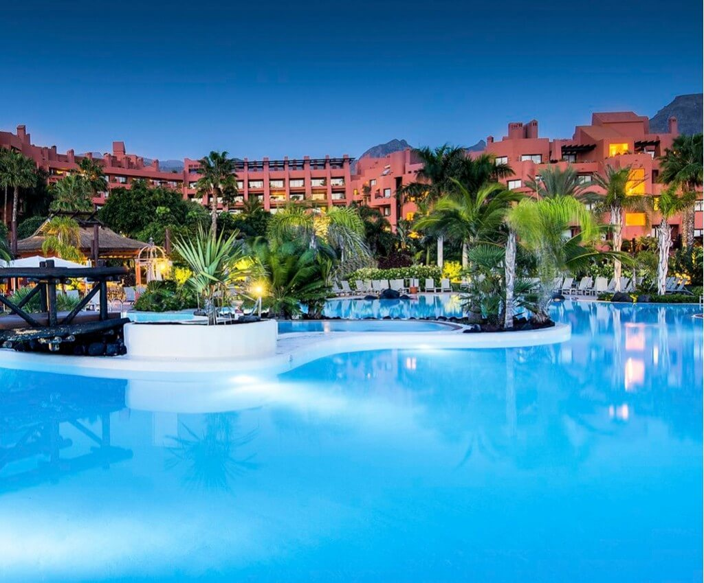 SHERATON LA CALETA RESORT AND SPA — Tenerife
