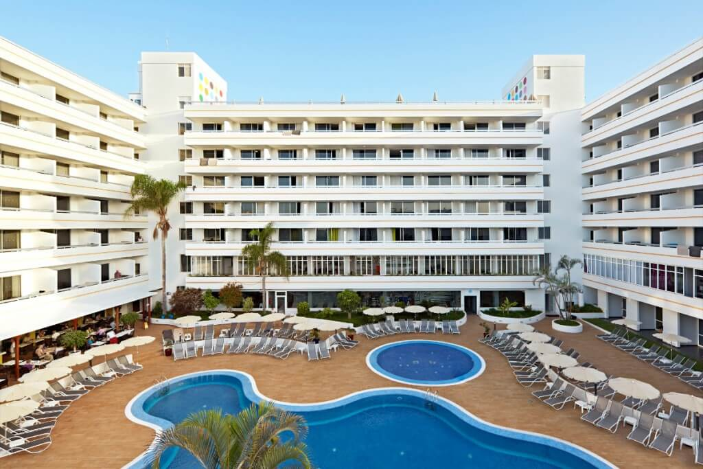 CORAL SUITES AND SPA — Tenerife
