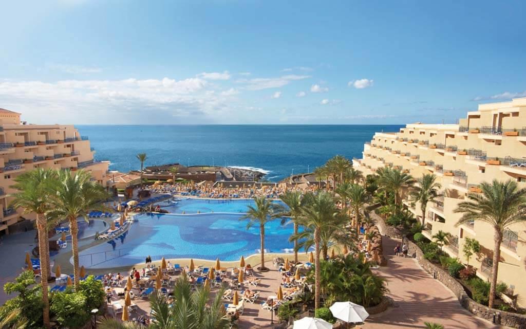 RIU CLUBHOTEL BUENA VISTA — Tenerife