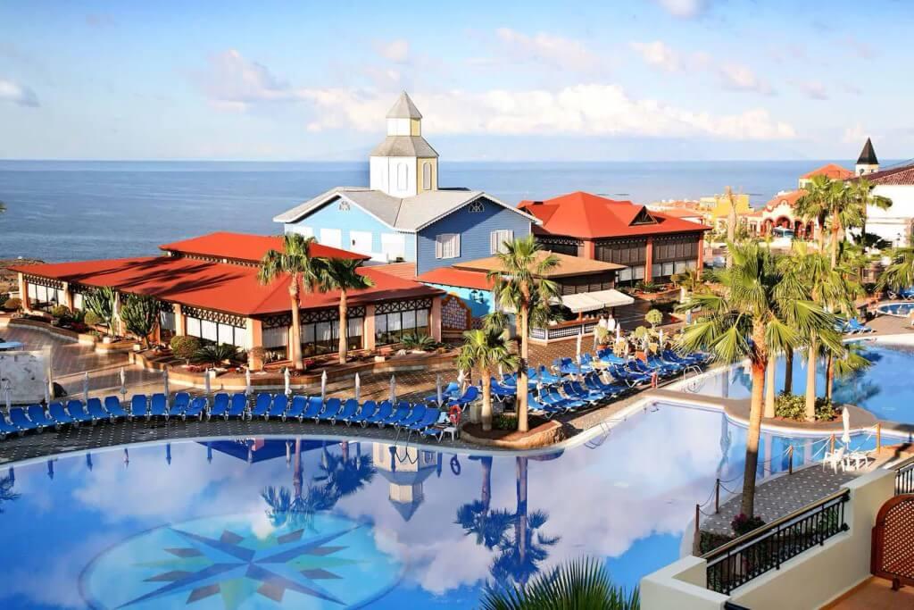 SUNLIGHT BAHIA PRINCIPE TENERIFE — Tenerife