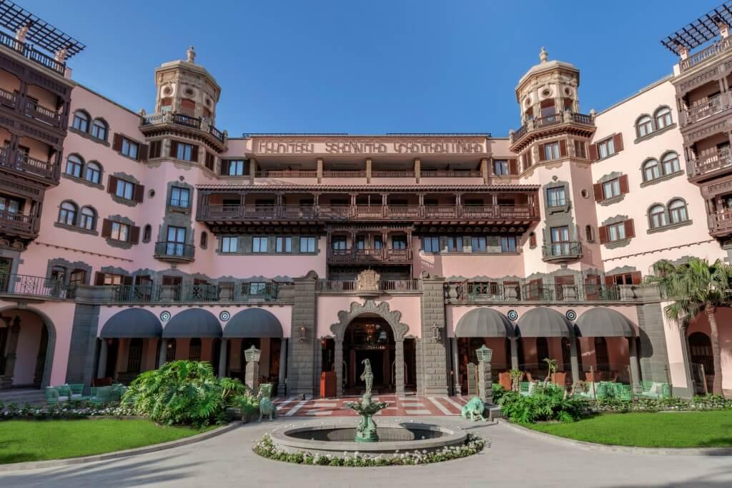 SANTA CATALINA, A ROYAL HIDEAWAY HOTEL — Gran Canaria