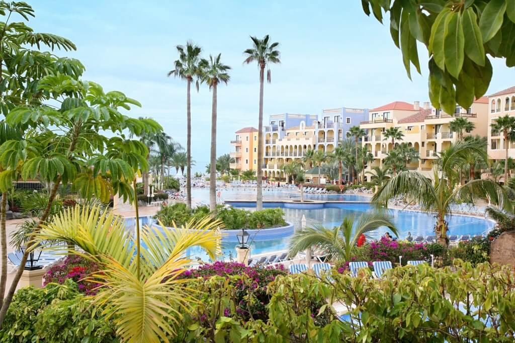 SUNLIGHT BAHIA PRINCIPE COSTA ADEJE — Tenerife