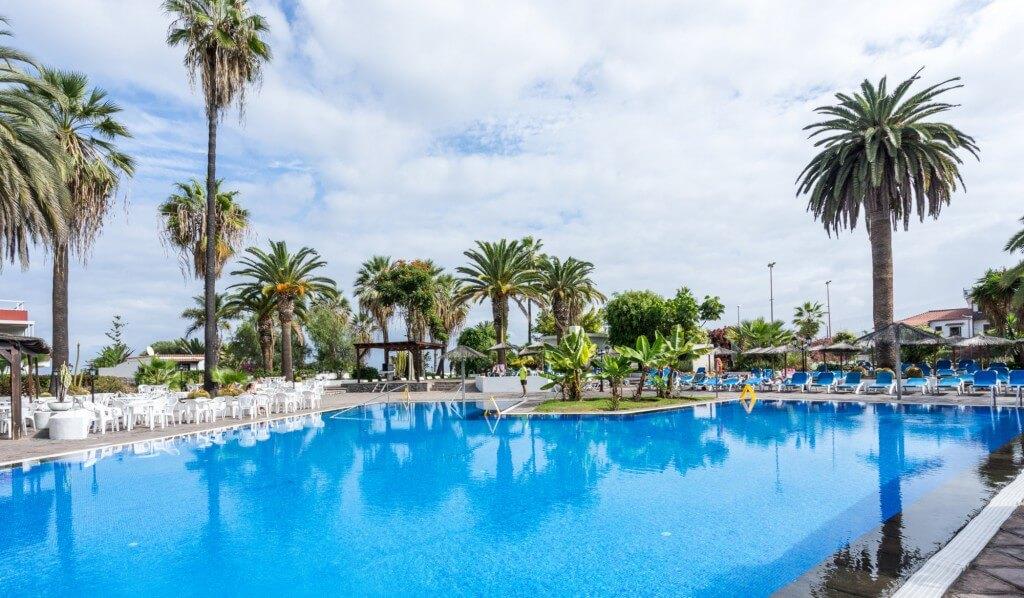 BLUE SEA INTERPALACE — Tenerife