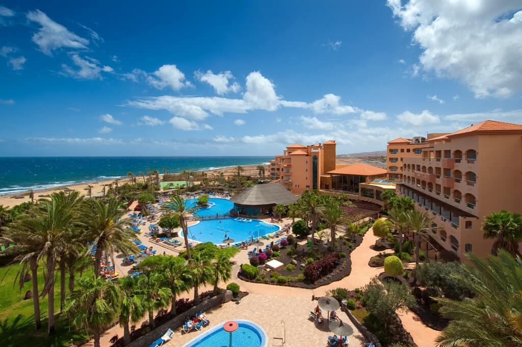 ELBA SARA BEACH AND GOLF RESORT — Fuerteventura