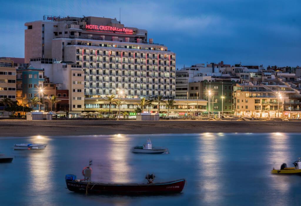HOTEL CRISTINA BY TIGOTAN LAS PALMAS — Gran Canaria