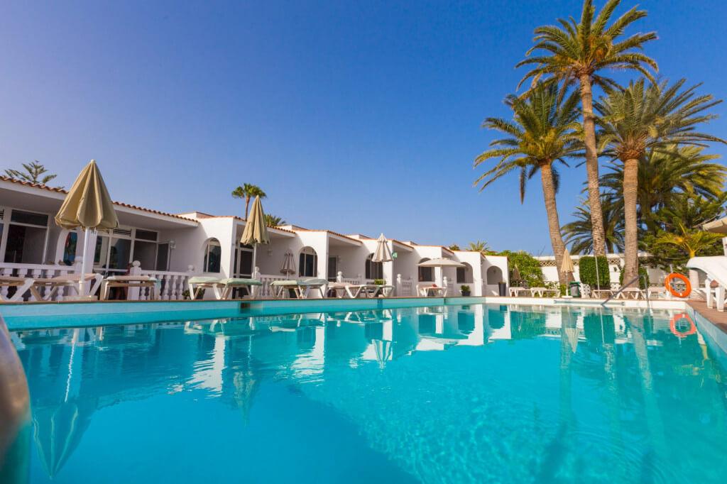 ALSOL TODOQUE BUNGALOWS — Gran Canaria