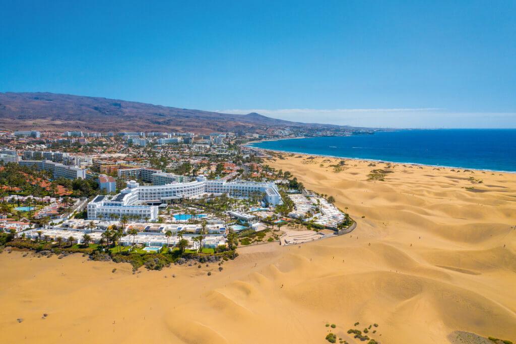 RIU PALACE MASPALOMAS — Gran Canaria
