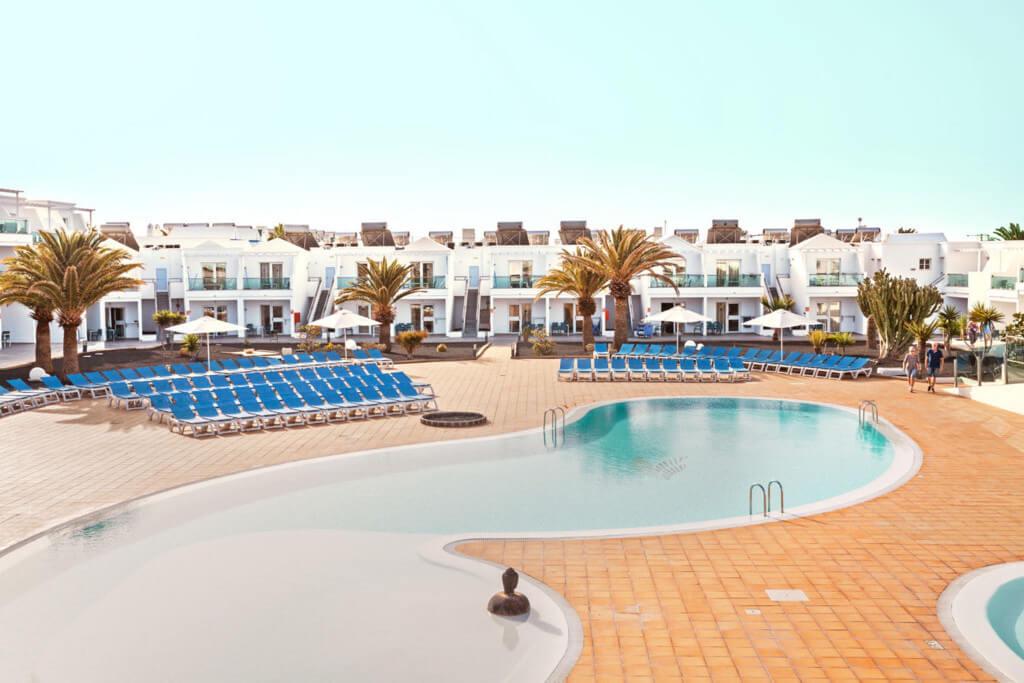 BLUE SEA LANZAROTE PALM — Lanzarote