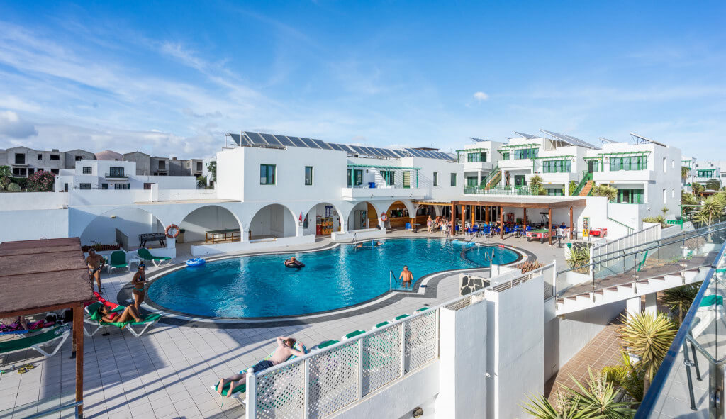 BLUE SEA LOS FISCOS — Lanzarote