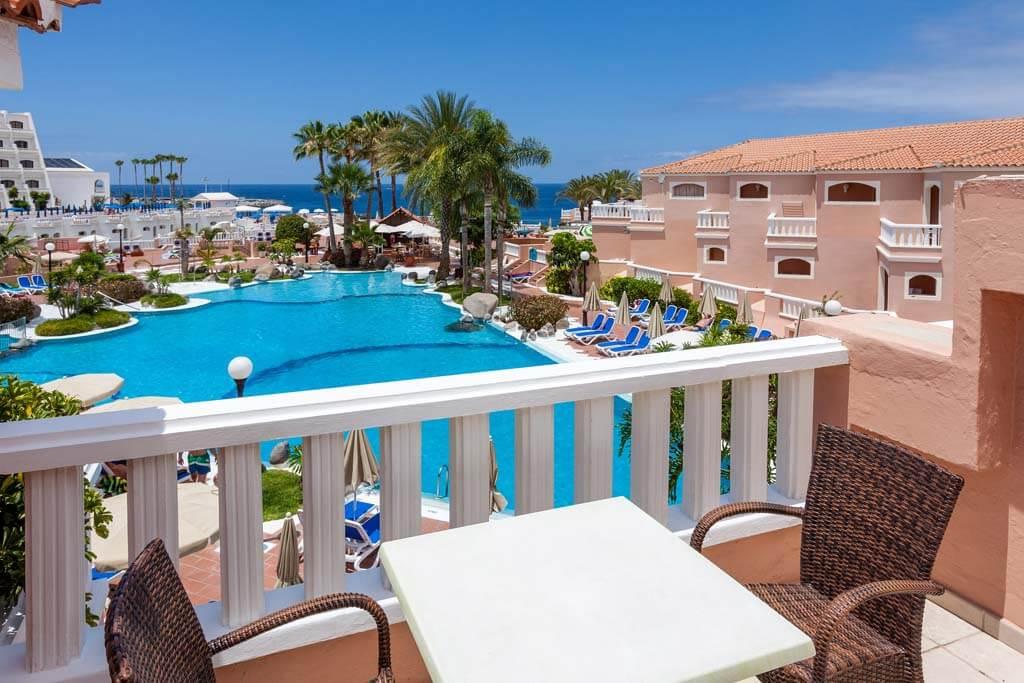 kanári nyaralás, Tenerife, Costa Adeje, Sol Sun Beach, 0
