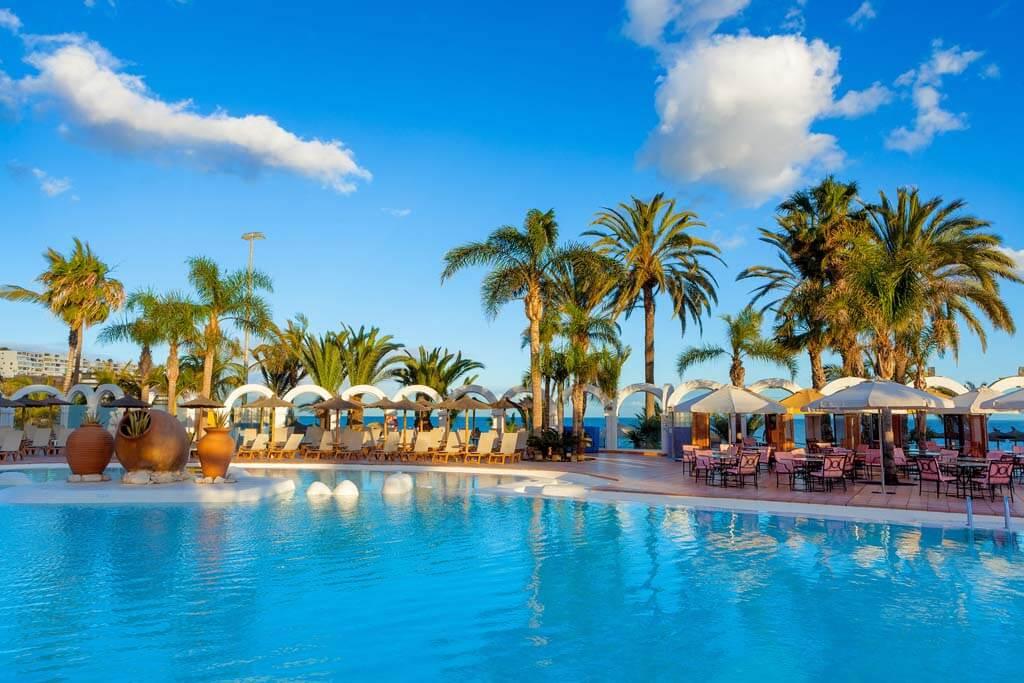 Kanári-szigetek utazás, Gran Canaria, San Agustin, Melia Tamarindos, 11