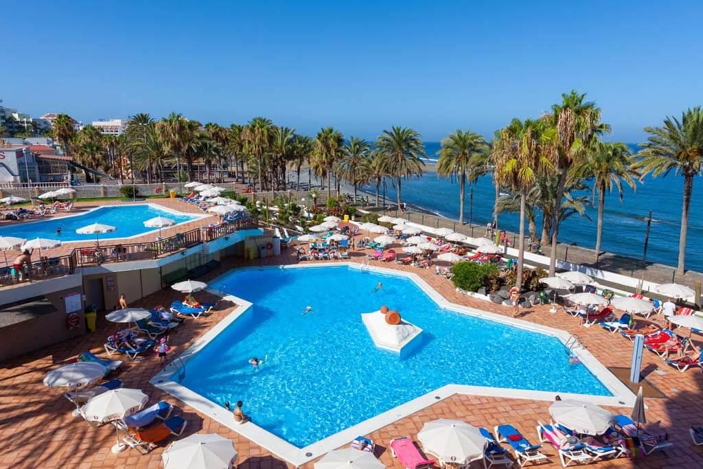 utazás repülővel, Tenerife, Playa de las Americas, Sol Tenerife, 17