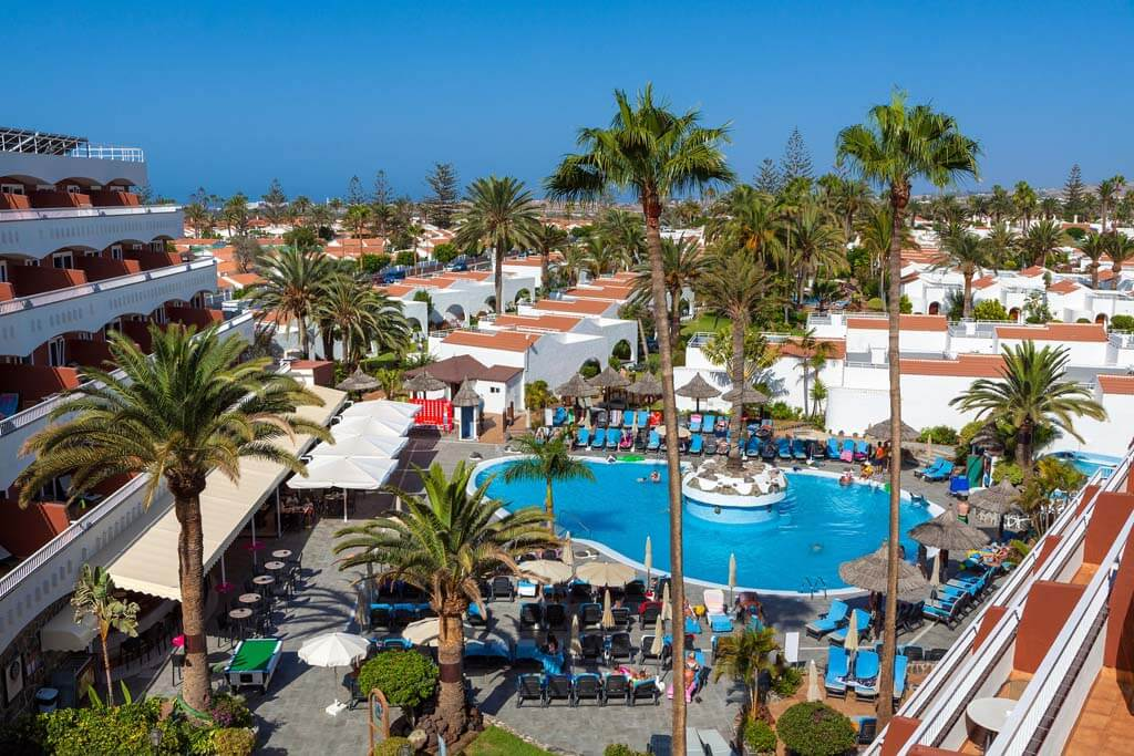 SOL BARBACAN — Gran Canaria