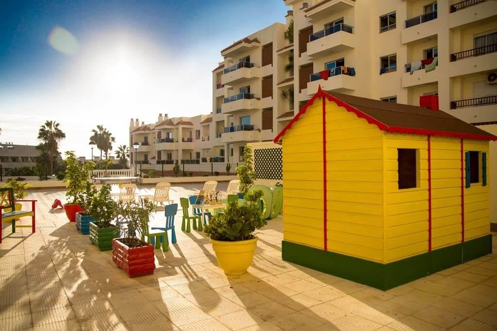 üdülés Kanári-szigetek, Tenerife, Playa de las Americas, Oro Blanco, 3