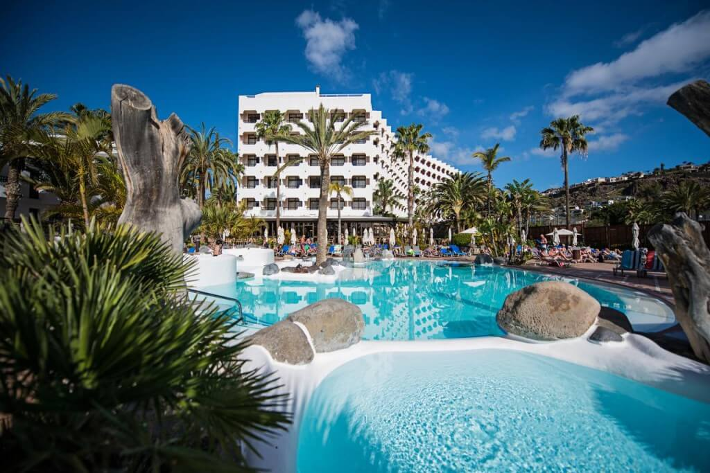 CORALLIUM BEACH (EX. IFA BEACH) HOTEL — Gran Canaria