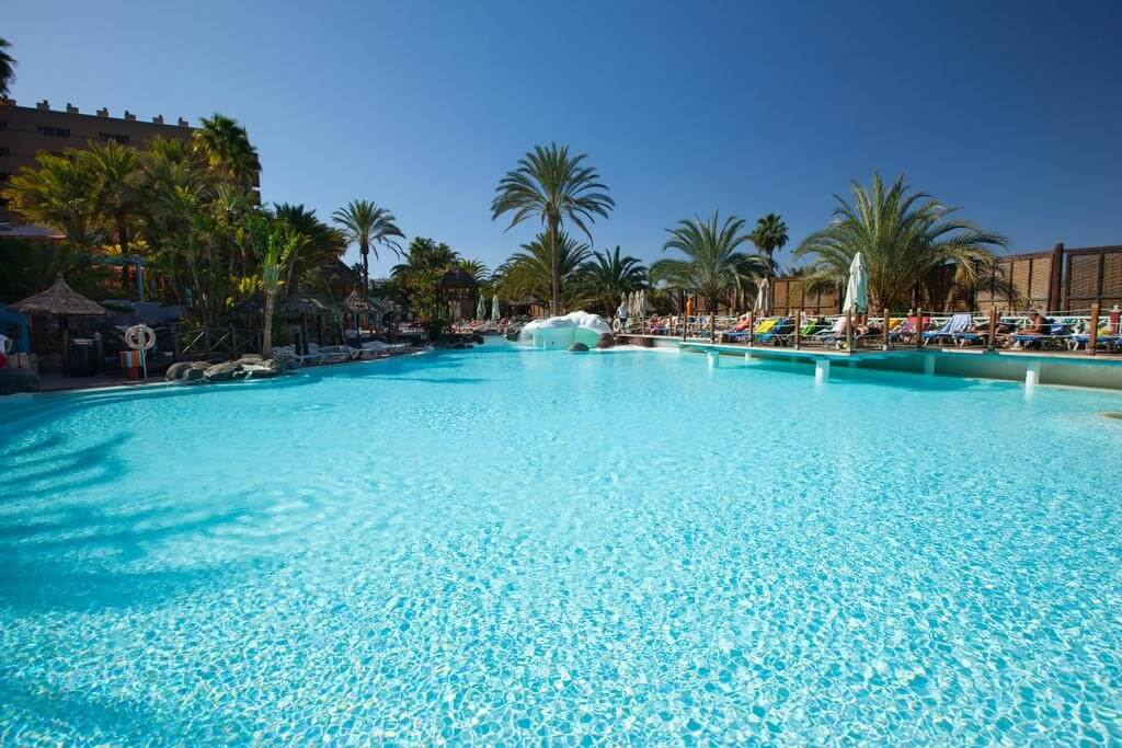 nyaralás olcsón, Gran Canaria, Playa del Ingles, Ifa Continental, 3