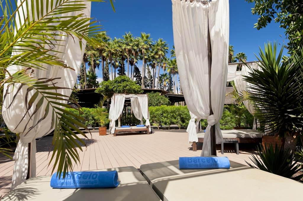 Kanári-szigetek utazás, Gran Canaria, Playa del Ingles, Occidental Margaritas (ex. Barcelo Margaritas), 0