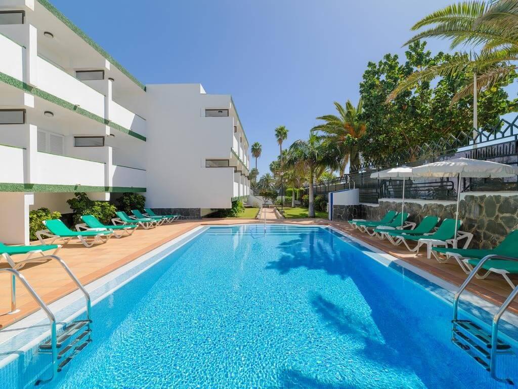 utak Kanári-szigetek, Gran Canaria, Playa del Ingles, Beverly Park, 14