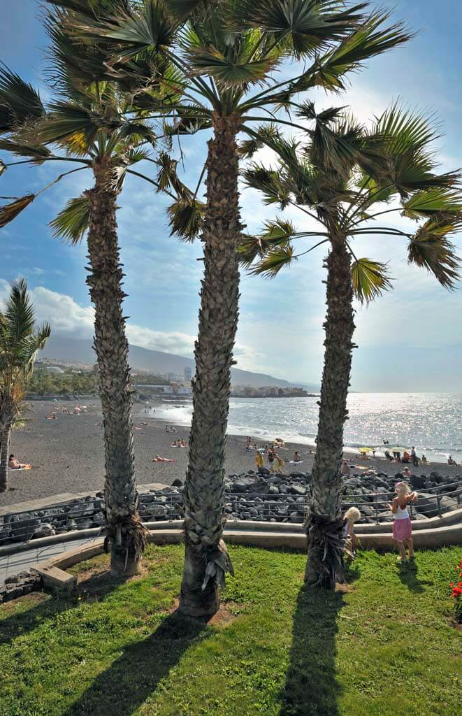 kanári nyaralás, Tenerife, Puerto de la Cruz, Tryp Puerto De La Cruz (ex. Sol Puerto Playa), 0